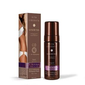 Vita Liberata Rapid Fast Acting 4-7 Day Tanning Mousse - Light as Air