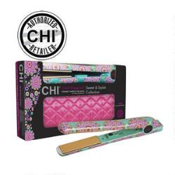 CHI Sweet Honey Comb Ceramic Iron