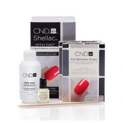CND Shellac Offly Fast 8 Minute Removal & Care Kit