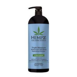 Hempz Triple Moisture Moisture-rich Daily Herbal Replenishing Shampoo