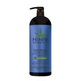Hempz Triple Moisture Moisture-rich Daily Herbal Whipped Creme Conditioner & Hair Mask
