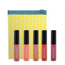KCO Colors Lip Gloss Set