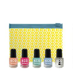 KCO Colors Mini Nail Lacquer Set