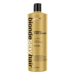 Sexy Hair Blonde Sexy Hair Sulfate Free Bombshell Blonde Shampoo