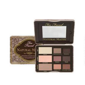 Too Faced Natural Matte Neutral Eyes Palette
