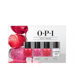 OPI Cult Fav's '15 Mini 4 Pack