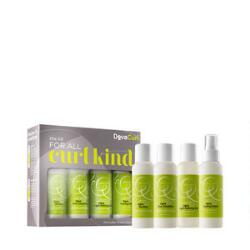 DevaCurl The Kit for All Curl Kind Hair Product Kit