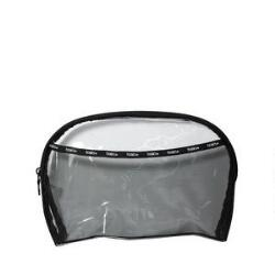 Modella Basics Clear Small Round Top