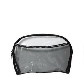 Modella Basics Clear Small Round Top