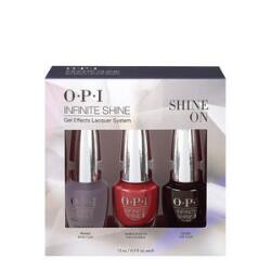 OPI Shine On Infinite Shine Trio Pack