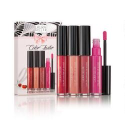Laura Geller Color Luster - A 4 Piece Lip Gloss Collection