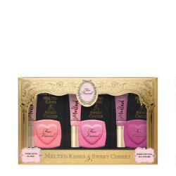 Too Faced Melted Kisses and Sweet Cheeks