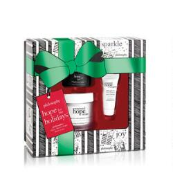 philosophy hope for the holidays 3 piece set
