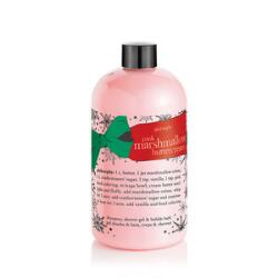 philosophy pink marshmallow buttercream shampoo, shower gel & bubble bath