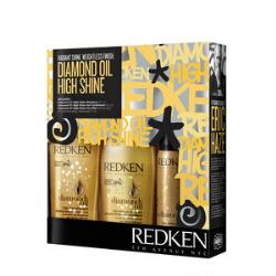 Redken Diamond Oil High Shine Holiday 2015, Shampoo & Hair Conditioner