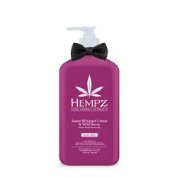 Hempz Sweet Whipped Creme & Wild Berry Herbal Body Moisturizer