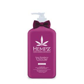 Hempz Juicy Strawberry & Vanilla Sugar Herbal Body Moisturizer