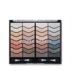 Beauty Brands Shades of Beauty Eye Shadow Palette