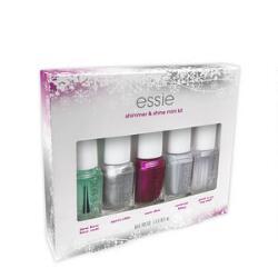 Essie Holiday Festivities Mini Set