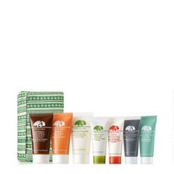 Origins Superstar Minis Set with Face Wash & Charcoal Mask