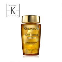 Kerastase Bain Elixir Ultime Shampoo & Kerastase Shampoo