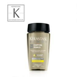 Kerastase Homme Bain Capital Force Energetique Shampoo & Men's Kerastase Shampoo