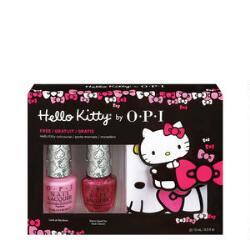OPI Hello Kitty Duo Set