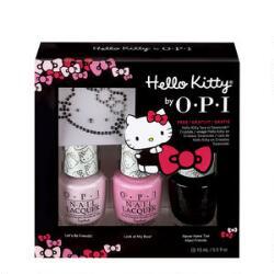 OPI Hello Kitty Trio Set