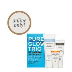 Ren Clean Skincare Pure Glow Trio