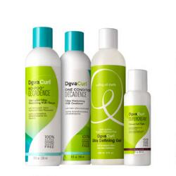 DevaCurl Curly or Super-Curly Hair Limited Edition Kit