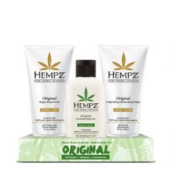 Hempz Beach Body on the Go Trio - Original
