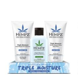 Hempz Beach Body on the Go Trio - Triple Moisture