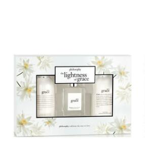 philosophy the lightness of grace pure grace layering set ($88 value)