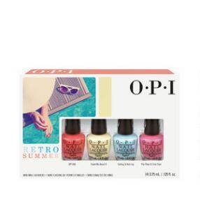 OPI Retro Summer Beach Party Mini Pack