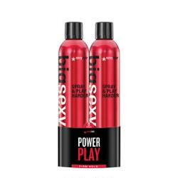 Sexy Hair Big Sexy Hair Spray & Play Harder Firm Volumizing Hairspray Duo