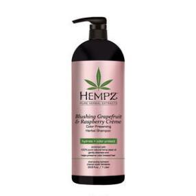 Hempz Blushing Grapefruit & Raspberry Creme Color Preserving Herbal Shampoo