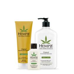 Hempz Original Body Trio