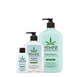 Hempz Triple Moisture Body Trio