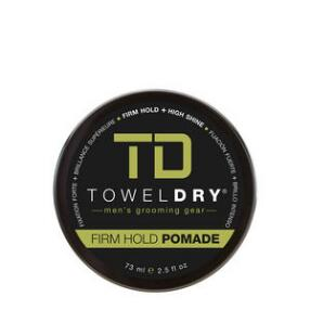TOWELDRY Firm Hold Pomade