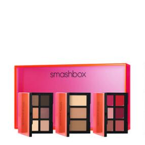 Smashbox Light It Up Eyes, Contour & Lips Palette Set