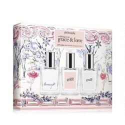 philosophy wishing you grace and love coffret