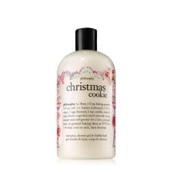 philosophy christmas cookie shower gel