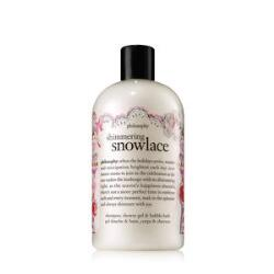 philosophy shimmering snowlace shower gel