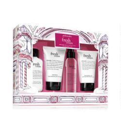 philosophy 4 piece fresh cream set