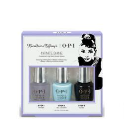 OPI Breakfast at Tiffany's Infinite Shine Trio Pack