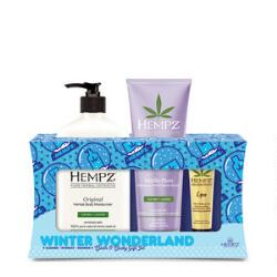 Hempz Winter Wonderland Bath & Body Gift Set