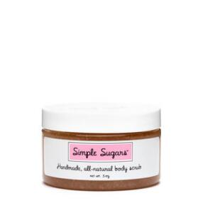 Simple Sugars Cinnamon Sugar Body Scrub