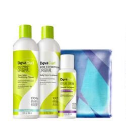 DevaCurl Original 4-Piece Set
