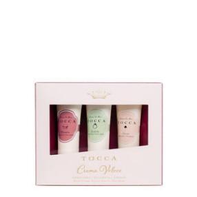 TOCCA Crema Veloce Hand Cream Trio