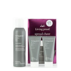 Living Proof Cheer and Perfect Hair Day 3-Piece Kit